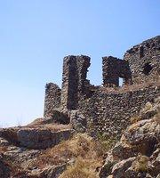 Castillo de Sant Salvador de Verdera